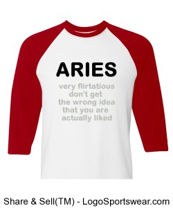 Men's Aries Design Zoom